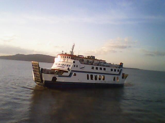Kapal Ferry Kotabaru