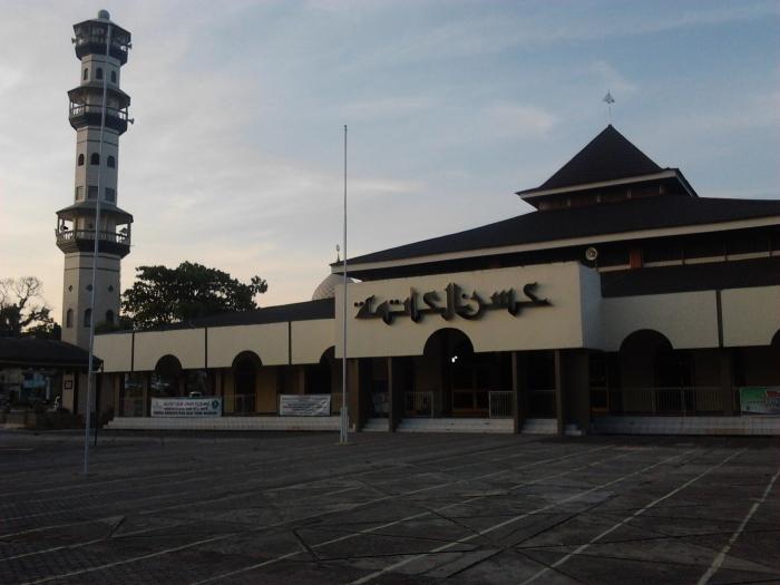 Mesjid Raya Kotabaru